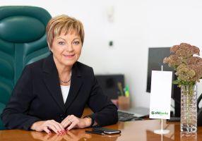 Vojka Ravbar, Deputy Chief Executive Officer