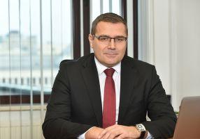 Miroslav Vidaković, Director of Business Network and Marketing division