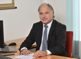 Csaba Csikos, Director of Risk divison